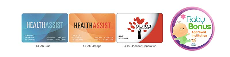 CHAS Accredited Clinic